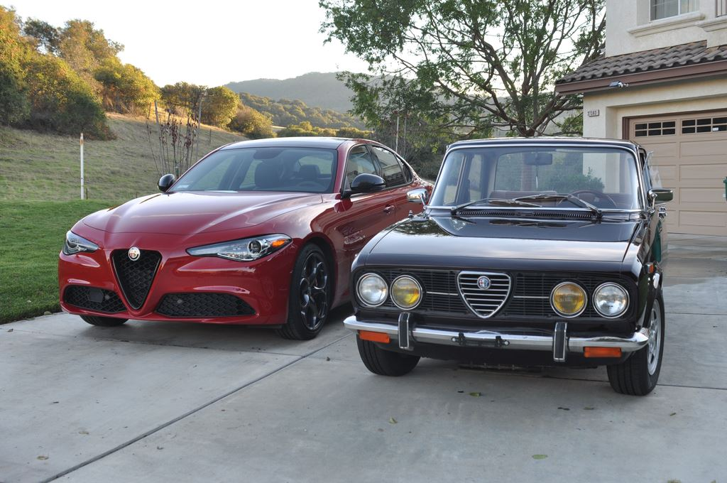 OUR CURRENT ALFA'S