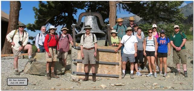 2010 Mount Baldy Hike