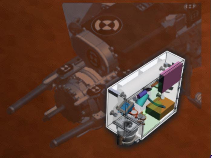 SHERLOC - NASA Mars Instrument