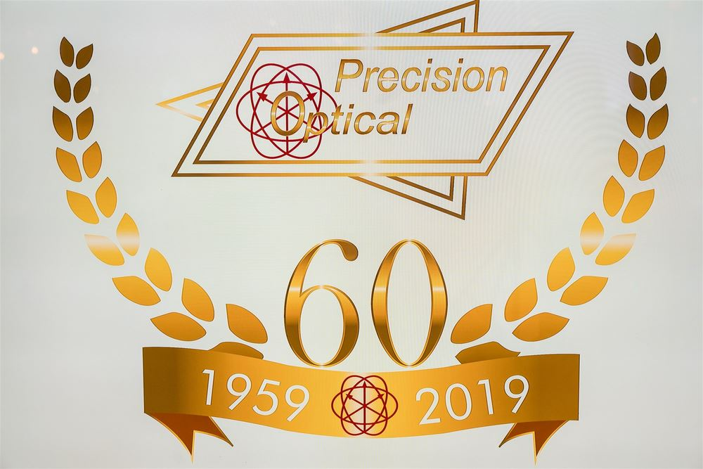 Photos from Precision Optical's 60th Party