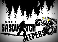 Patrol 16: Sasquatch Jeepers