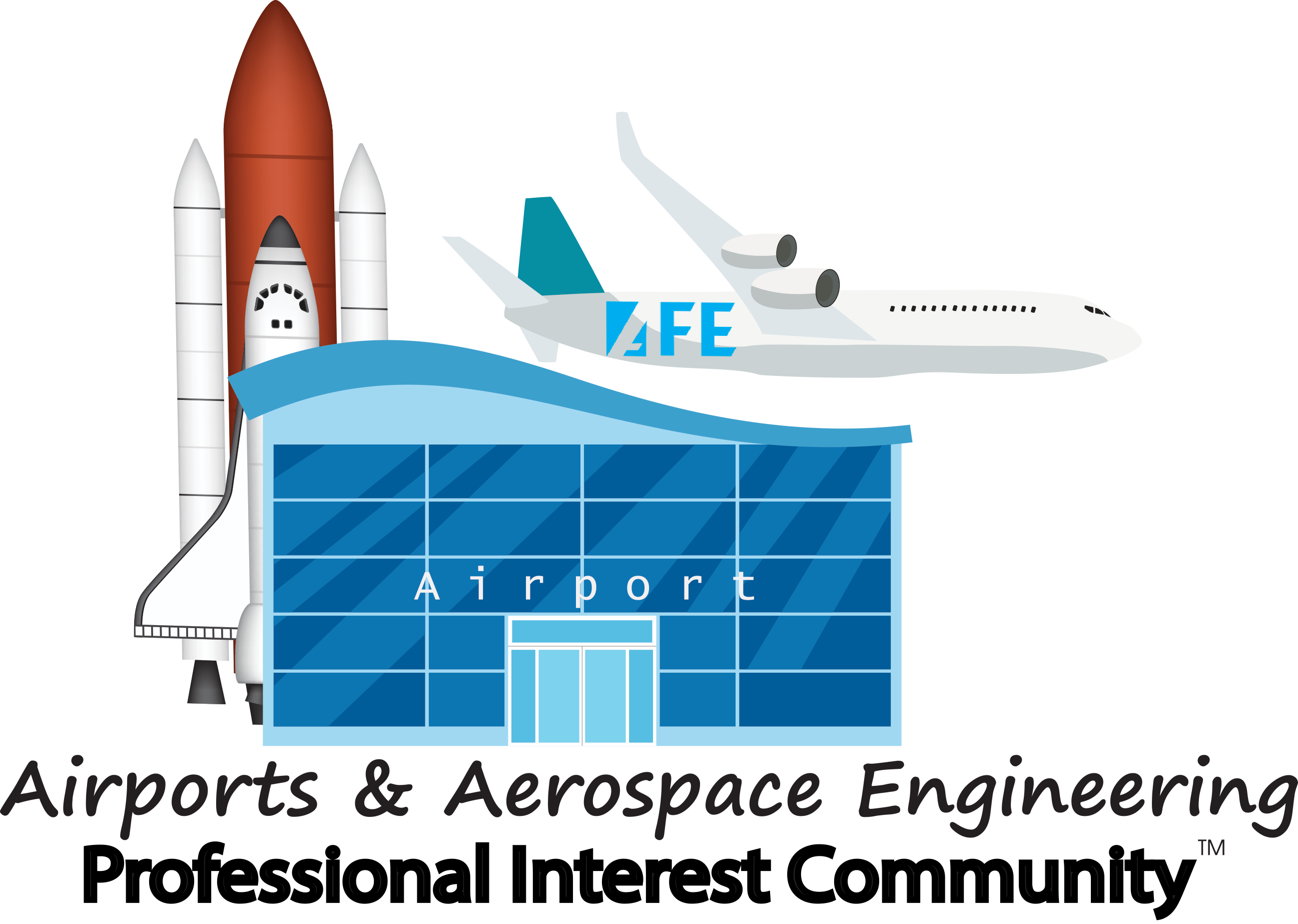 AFE Airports & Aerospace Engineering PIC Logo