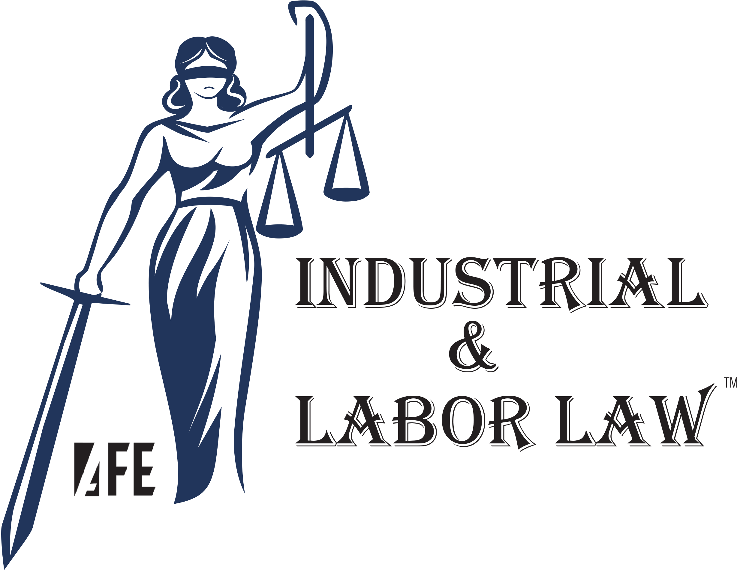 AFE Industrial & Labor Law PIC Logo