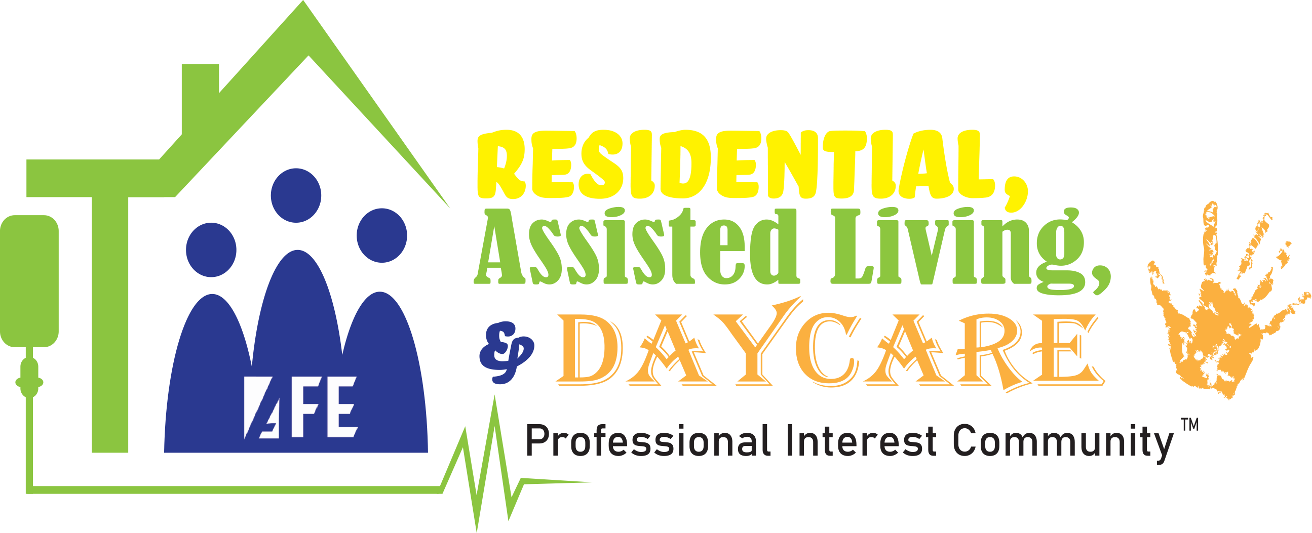 AFE Residential, Assisted Living and Daycare PIC Logo