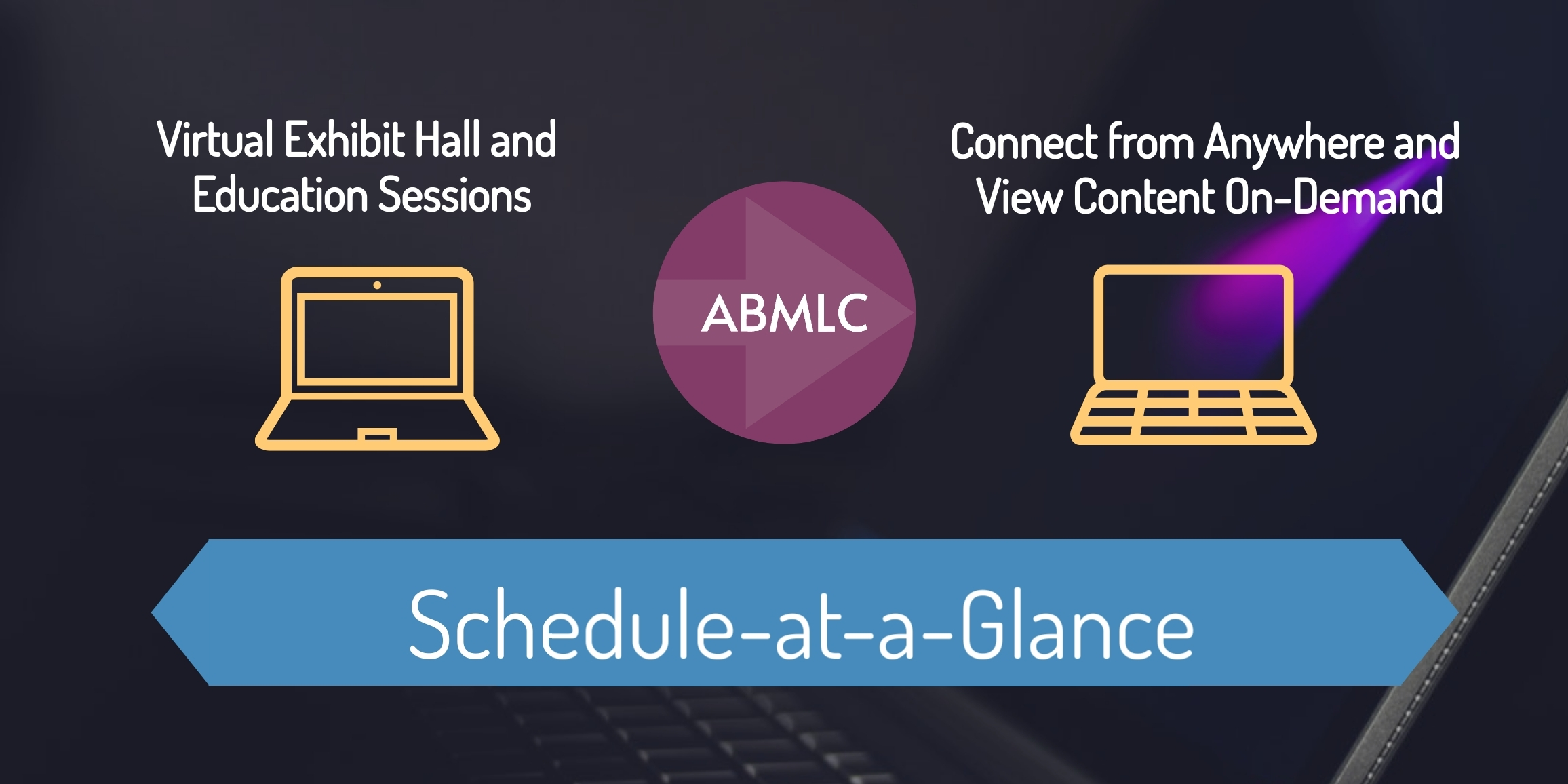ABMLC 2020 Schedule-at-a-Glance Banner