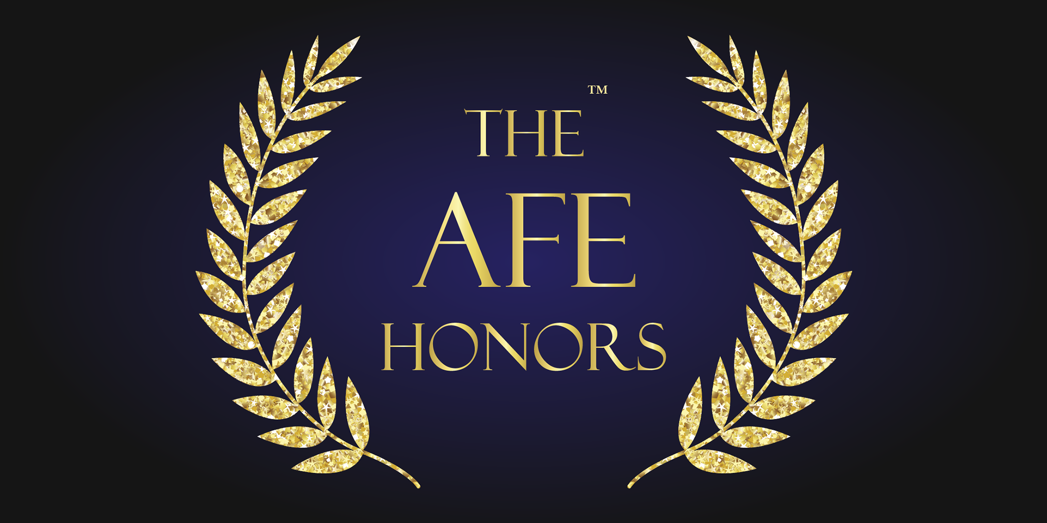 The AFE Honors Logo