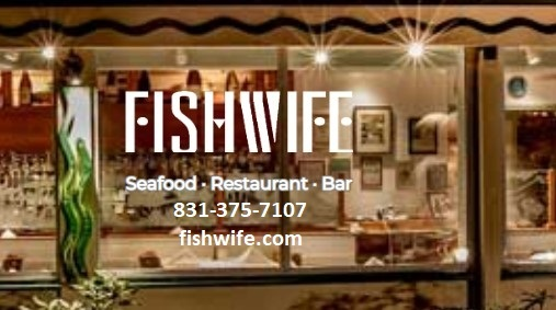 FishWife at Asilomar, Pacific Grove