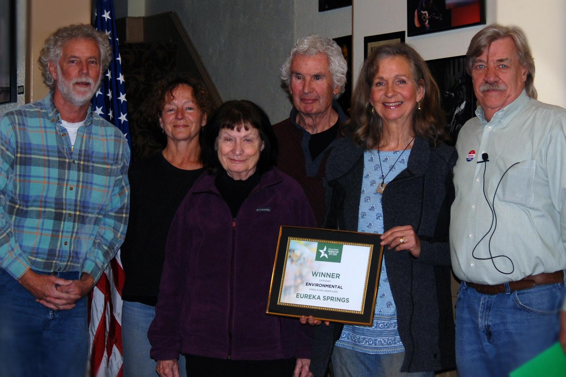 Eureka Springs Awards