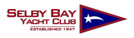 Selby Bay Yacht Club Edgewater Maryland logo