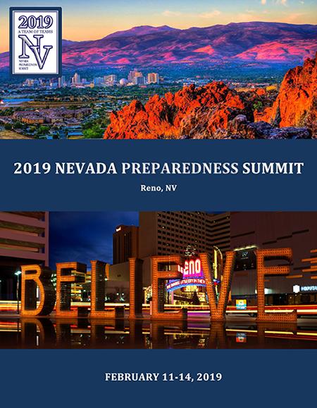 2019 Nevada Preparedness Summit Speakers - Nevada Emergency