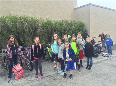 Bike to School day 2016