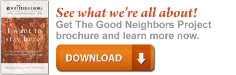 Download the Good Neighbors Project Brochure