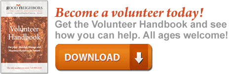 Download the Volunteer Handbook