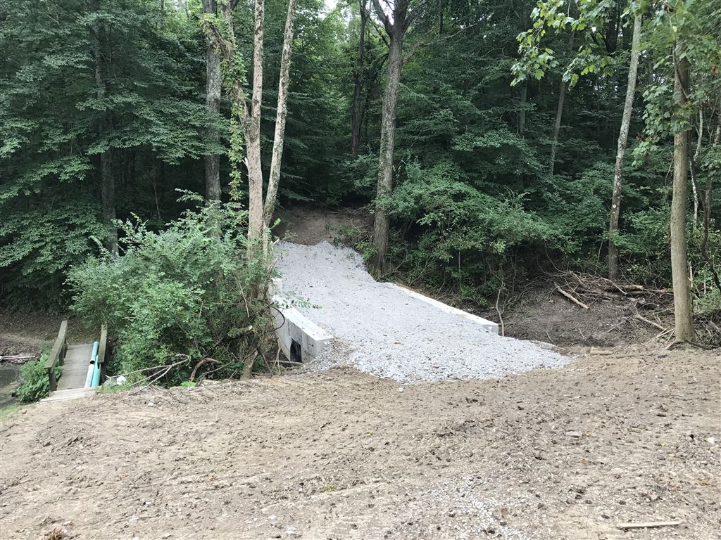 New Culvert Bridge