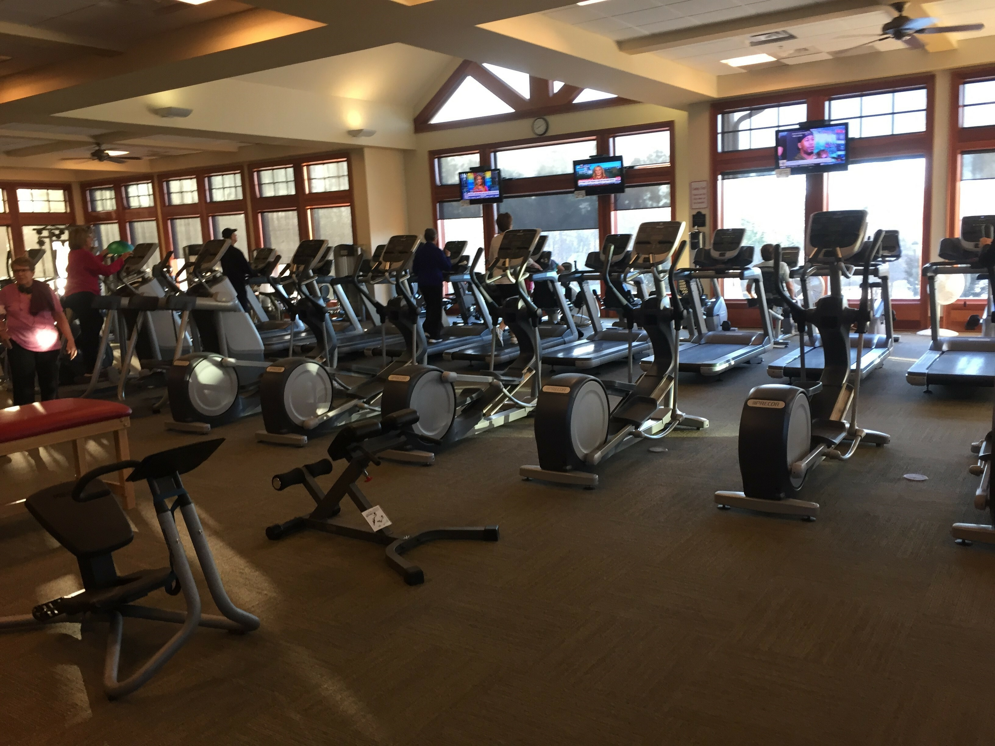 CP Fitness Center Renovation