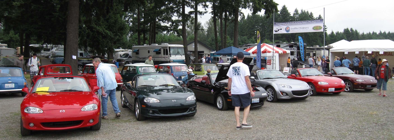 Pacific Northwest Historic Races Calendar Club Miata Northwest