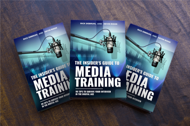 media training book