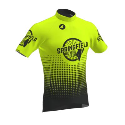 yellow club jersey