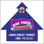 Box Tops Logo and Link
