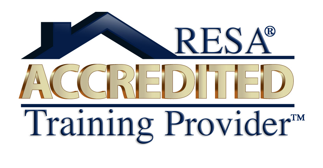 RESA Accredited Training Provider 2016