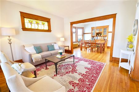 Home Staging: St. Paul, Minnesota
