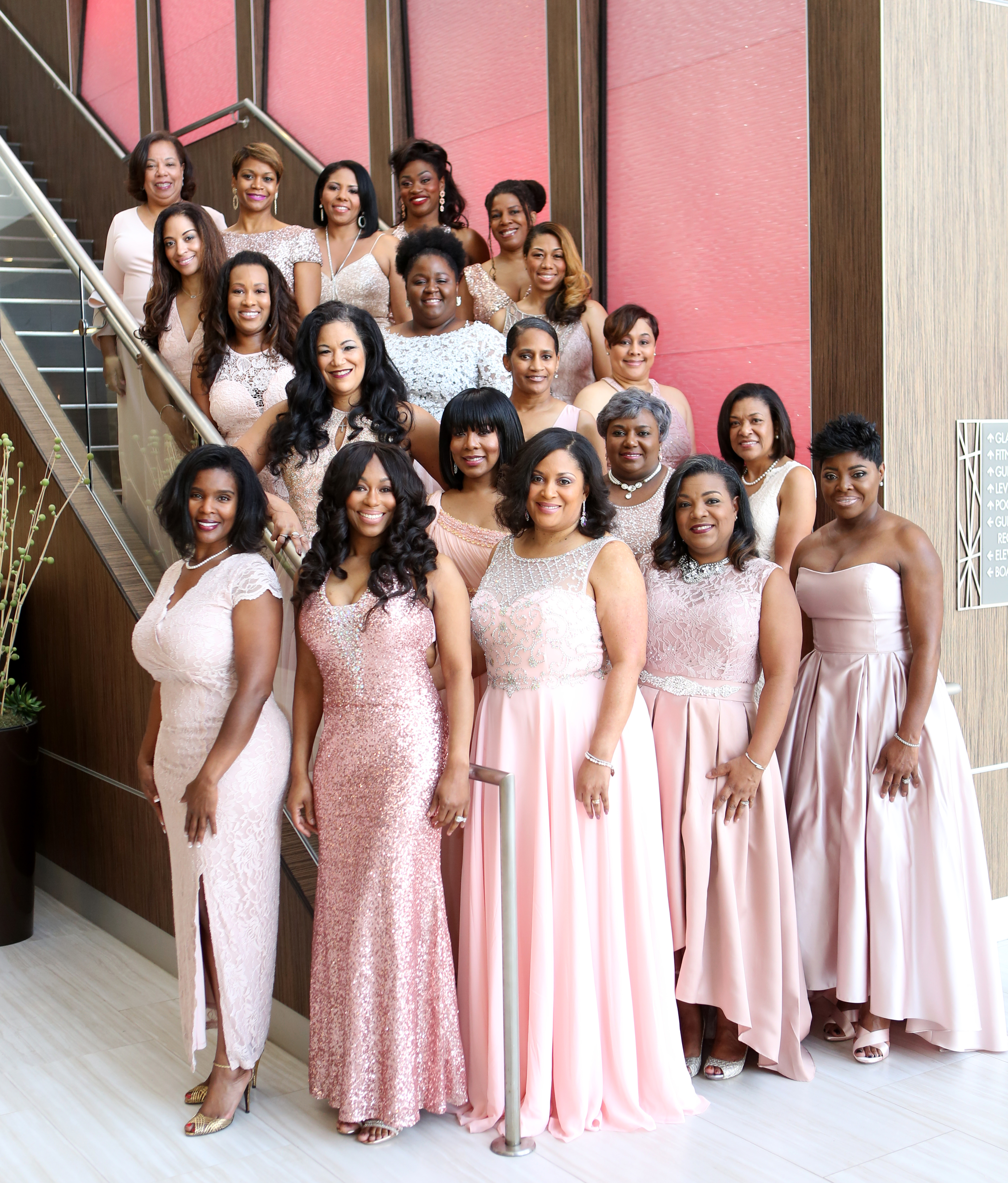 Sugar Land Chapter Mothers 2019
