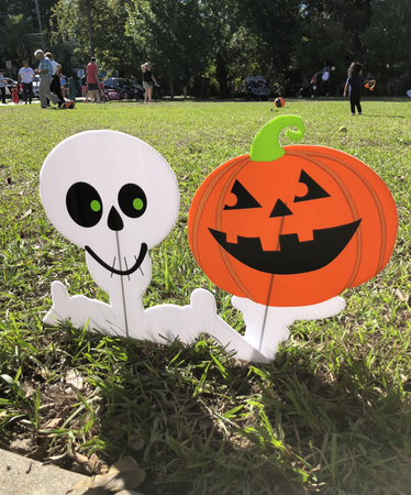 2018 Halloween Parade and Party