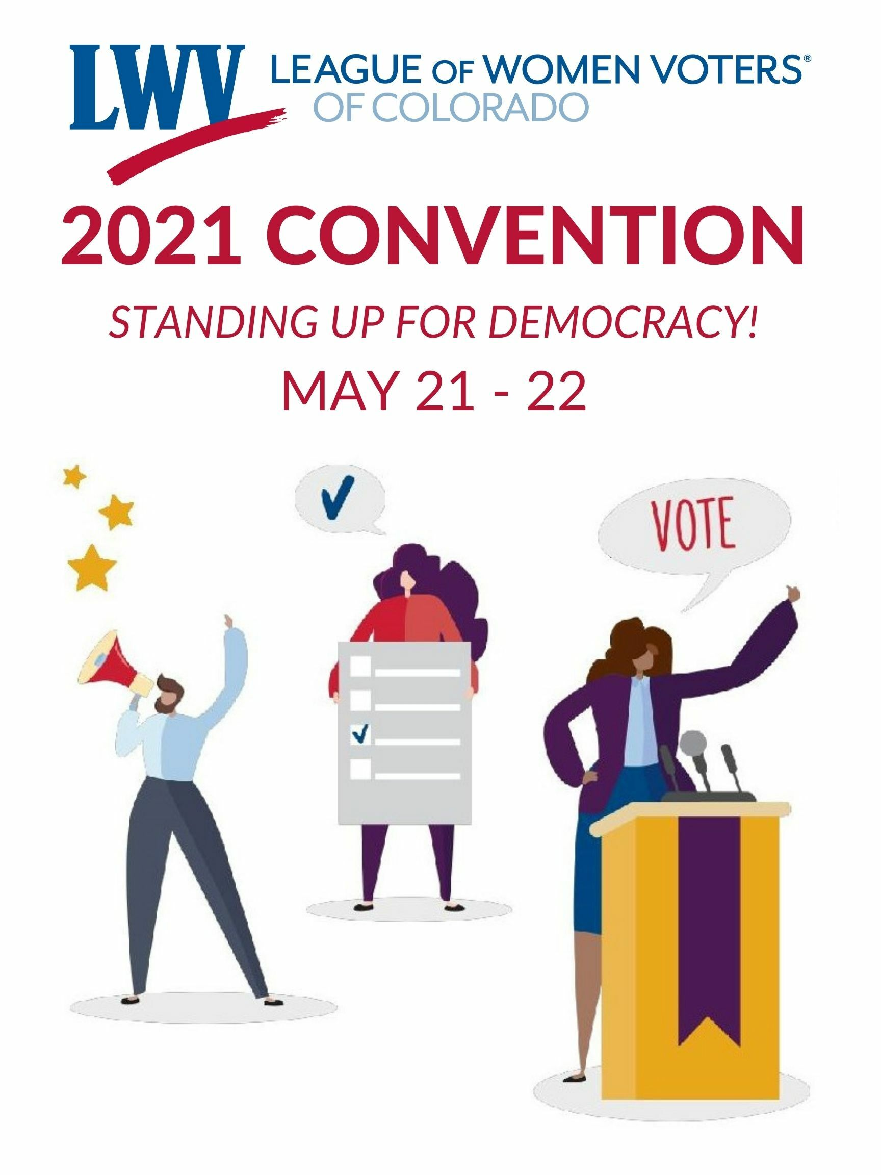 2021 Convention