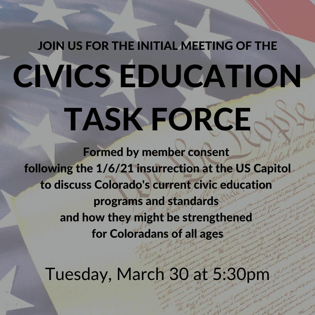 Civics Education Task Force