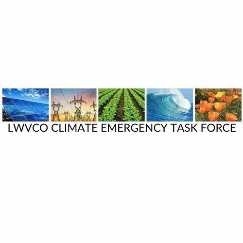 LWVCO Climate Emergency Task Force logo