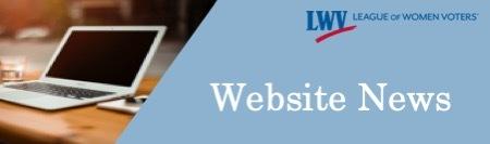 Web News Update Header
