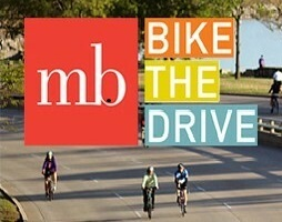 Bike the Drive Icon 2019