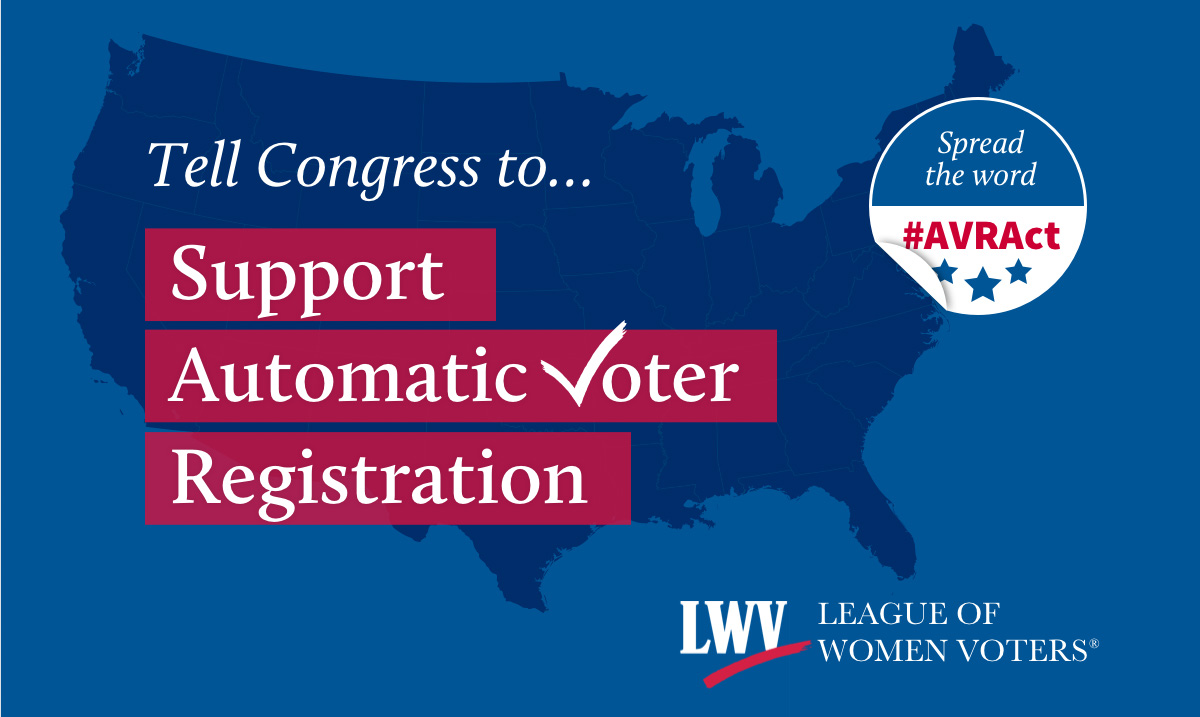 Auto Voter Registration