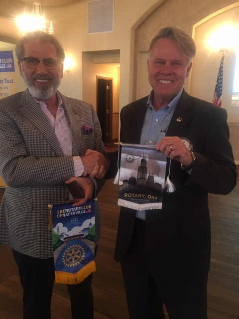 2019 rotary one banner exchange