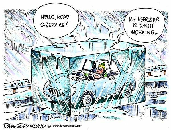 cold cartoon