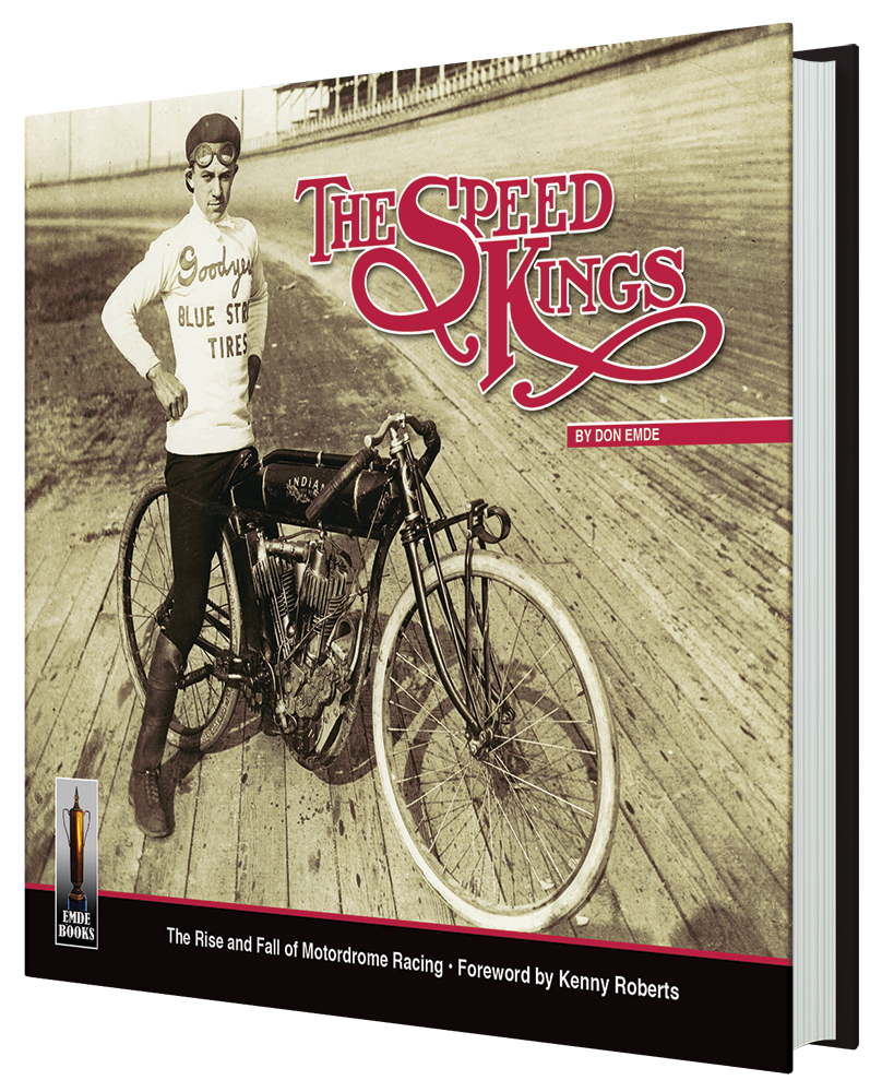 Speed Kings cover 2