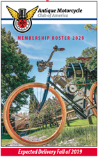 AMCA Membership Roster (Mailed in U.S.) - click to view details