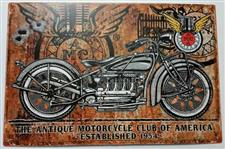Sign: Bullet - Metal 24 x 16  - click to view details