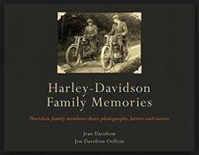 Book: Harley-Davidson Family Memories  - click to view details