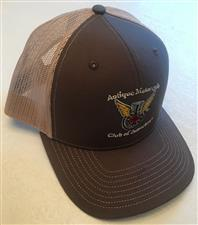Hat: Trucker's Hat with back snap - click to view details