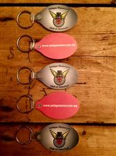 Key Fob: Plastic  - click to view details