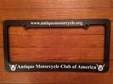 License Plate Frame: Automobile  - click to view details
