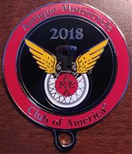 Medallion: 2018  - click to view details