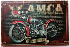 Sign: Brick on Wood 12 x 18  - click to view details
