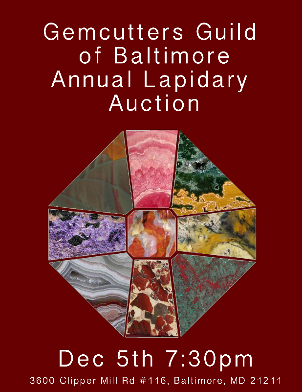 Guild Meeting -- Annual Fundraising Auction - Events and