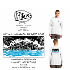 2019 Rota Race Long Sleeve Shirt - click to view details