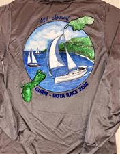 Rota Race 2018 Long sleeve DRY FIT - click to view details