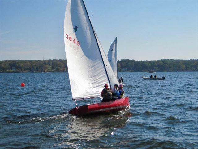 On the Block - Saratoga Lake Sailing Club