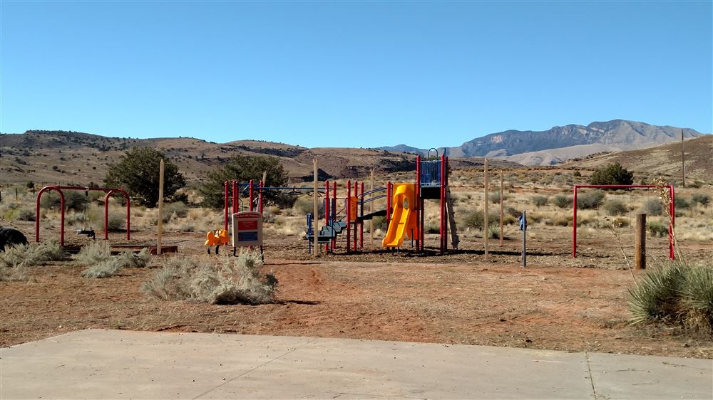 Shivwitz Reservation playground weed cleanup project November 7, 2015.