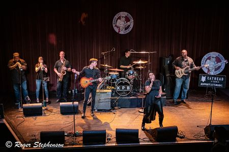 Headlined by the Keeshea Pratt Band, opener Yarbrough & Co